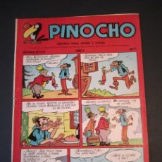 Tebeos: PINOCHO (1957, CLIPER) 27 · 1957 · PINOCHO. Lote 240983480