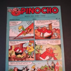 Tebeos: PINOCHO (1957, CLIPER) 24 · 1959 · PINOCHO. Lote 240986420
