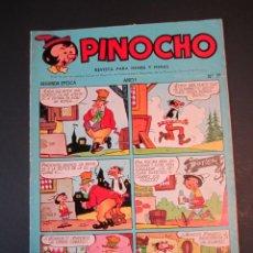 Tebeos: PINOCHO (1957, CLIPER) 20 · 1958 · PINOCHO. Lote 240990755