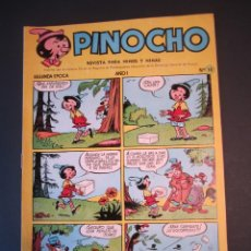 Livros de Banda Desenhada: PINOCHO (1957, CLIPER) 18 · 1958 · PINOCHO. Lote 241054040