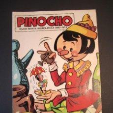Tebeos: PINOCHO (1957, CLIPER) 11 · 1957 · PINOCHO. Lote 241055395