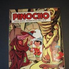 Tebeos: PINOCHO (1957, CLIPER) 13 · 1957 · PINOCHO. Lote 241056435