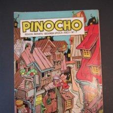 Tebeos: PINOCHO (1957, CLIPER) 7 · 1957 · PINOCHO. Lote 241093760