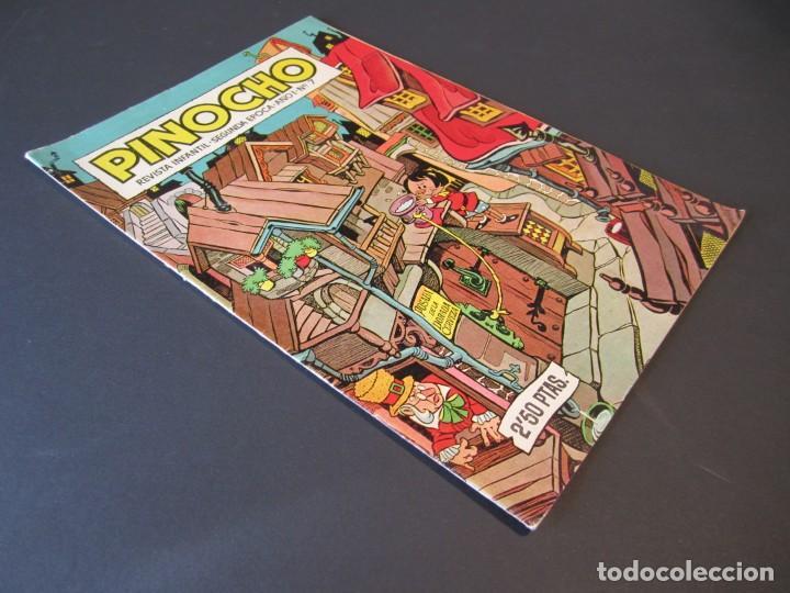 Tebeos: PINOCHO (1957, CLIPER) 7 · 1957 · PINOCHO - Foto 3 - 241093760