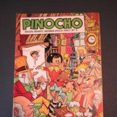 Tebeos: PINOCHO (1957, CLIPER) 5 · 1957 · PINOCHO. Lote 241100965