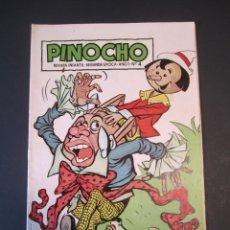 Tebeos: PINOCHO (1957, CLIPER) 4 · 1957 · PINOCHO. Lote 241103535