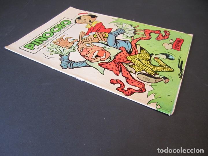 Tebeos: PINOCHO (1957, CLIPER) 4 · 1957 · PINOCHO - Foto 3 - 241103535
