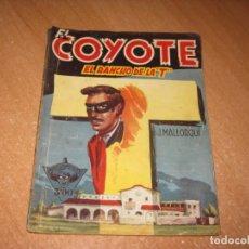 Tebeos: EL COYOTE. Lote 241180785