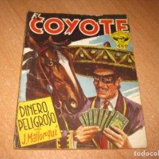 Tebeos: EL COYOTE. Lote 241181055