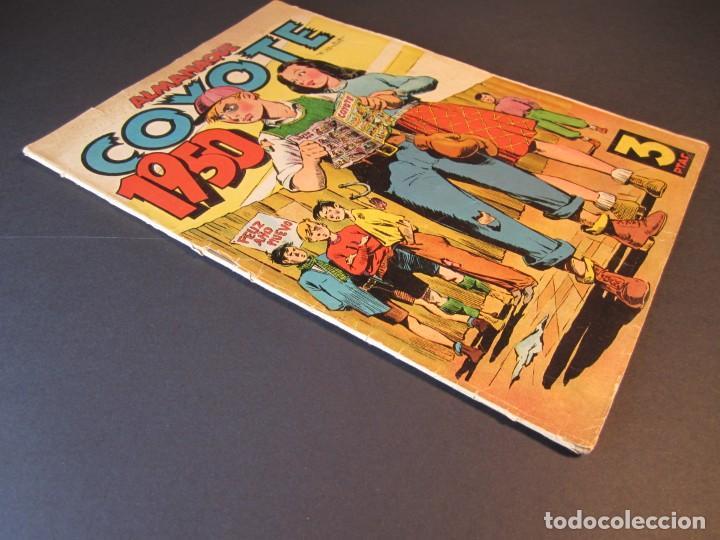 Tebeos: COYOTE, EL (1947, CLIPER) EXTRA 1 · 1949 · ALMANAQUE 1950 - Foto 3 - 241416945