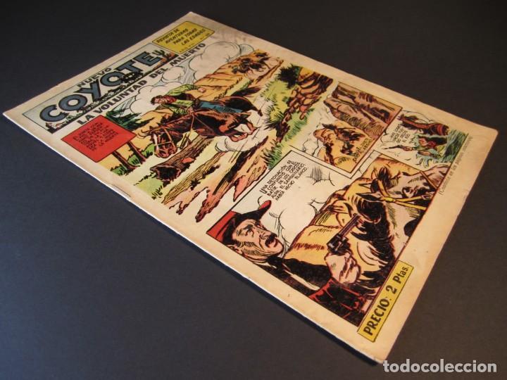 Tebeos: COYOTE, EL (1947, CLIPER) 164 · 1953 · LA VOLUNTAD DEL MUERTO - Foto 3 - 241454695