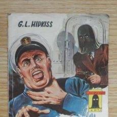 Tebeos: TERRIBLE SENTENCIA EL ENCAPUCHADO 45 G.L. HIPKISS EDICIONES CLIPER AÑO 1949 1ª EDICIÓN. Lote 241524670