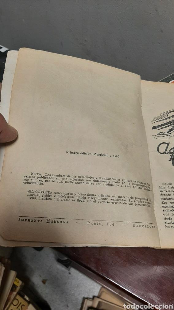 Tebeos: LOTE 13 COMOCS EL COYOTE 1950/1949 VER FOTOS - Foto 10 - 241871945