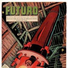 Tebeos: FUTURO Nº 16 (CLIPER 1957). Lote 243333710