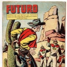 Tebeos: FUTURO Nº 15 (CLIPER 1957). Lote 243333830