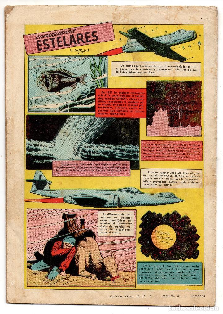 Tebeos: FUTURO nº 15 (Cliper 1957) - Foto 3 - 243333830
