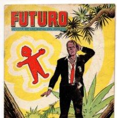 Tebeos: FUTURO Nº 11 (CLIPER 1957). Lote 243334145
