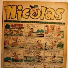 Livros de Banda Desenhada: NICOLAS EDITORIAL CLIPER 1948, NÚMERO ORIGINAL 148. Lote 243602700