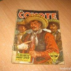 Tebeos: COMIC EL SECRETO DE MAISER SYER. Lote 243815405