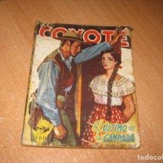 Tebeos: COMIC EL ULTIMO DE LOS GANDARA. Lote 243816100
