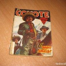 Tebeos: COMIC EL DIABLO EN LOS ANGELES. Lote 243818155