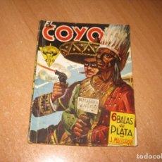 Tebeos: COMIC 6 BALAS DE PLATA. Lote 243858175