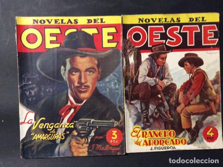 Tebeos: 14 NOVELAS DEL OESTE. EDICIONES CLIPER - Foto 5 - 243903760
