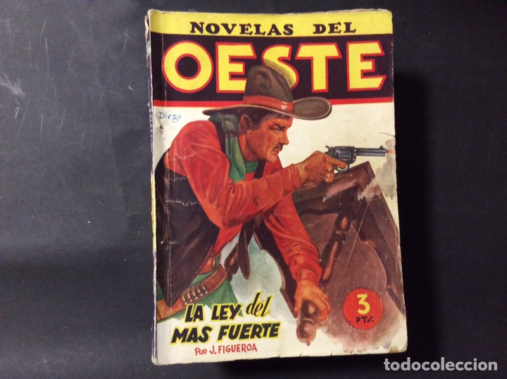 14 NOVELAS DEL OESTE. EDICIONES CLIPER (Tebeos y Comics - Cliper - Otros)