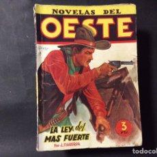 Tebeos: 14 NOVELAS DEL OESTE. EDICIONES CLIPER. Lote 243903760