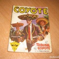 Tebeos: COMIC EL TRIBUNAL DEL COYOTE. Lote 243988110