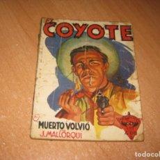 Tebeos: COMIC EL MUERTO VOLVIO. Lote 243994510