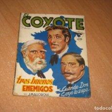 Tebeos: COMIC TRES BUENOS ENEMIGOS. Lote 243999625