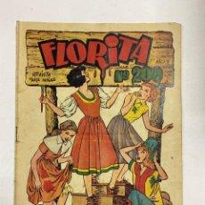 Tebeos: FLORITA. REVISTA PARA NIÑAS. AÑO V. Nº 200. EDICIONES CLIPER.. Lote 249456900