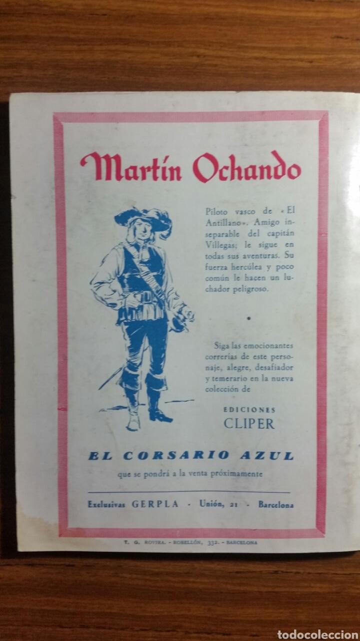 Tebeos: EL COYOTE ediciones Cliper Nº 78 primera edicion enero 1949 - Foto 2 - 252697390