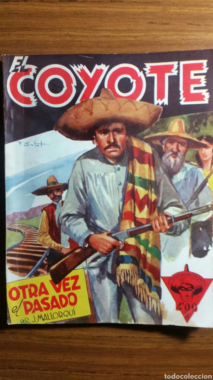 EL COYOTE EDICIONES CLIPER Nº 78 PRIMERA EDICION ENERO 1949 (Tebeos y Comics - Cliper - El Coyote)