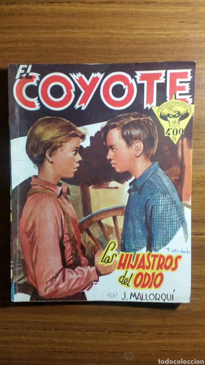 EL COYOTE EDICIONES CLIPER Nº 77 PRIMERA EDICION DICIEMBRE 1948 (Tebeos y Comics - Cliper - El Coyote)