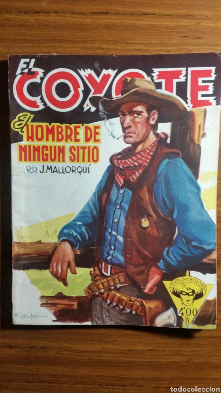 EL COYOTE EDICIONES CLIPER Nº 74 PRIMERA EDICION OCTUBRE 1948 (Tebeos y Comics - Cliper - El Coyote)