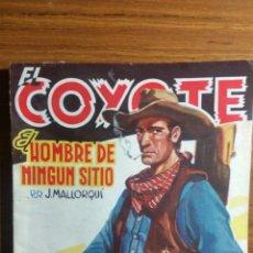 Tebeos: EL COYOTE EDICIONES CLIPER Nº 74 PRIMERA EDICION OCTUBRE 1948. Lote 252697670