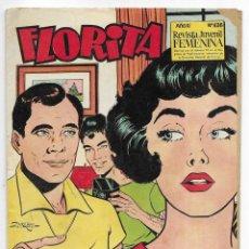 Tebeos: FLORITA AÑO. XI Nº 438 REVISTA JUVENIL FEMENINA 1960. Lote 253116925