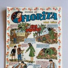 Tebeos: FLORITA. Lote 253968470