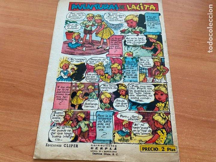 Tebeos: FLORITA LOTE ALMANAQUE 1955 1958 1959 1960 Y 1961 y nº 200 (CLIPER) ORIGINAL (COIB9) - Foto 3 - 254364855