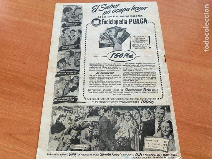Tebeos: FLORITA LOTE ALMANAQUE 1955 1958 1959 1960 Y 1961 y nº 200 (CLIPER) ORIGINAL (COIB9) - Foto 5 - 254364855