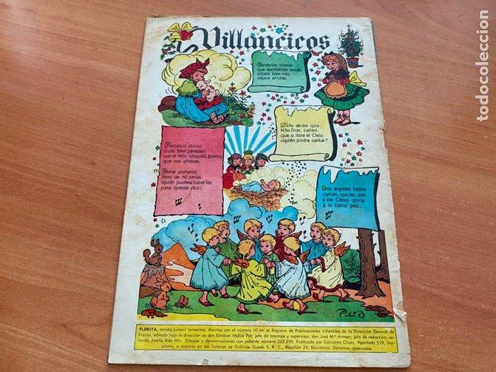 Tebeos: FLORITA LOTE ALMANAQUE 1955 1958 1959 1960 Y 1961 y nº 200 (CLIPER) ORIGINAL (COIB9) - Foto 7 - 254364855