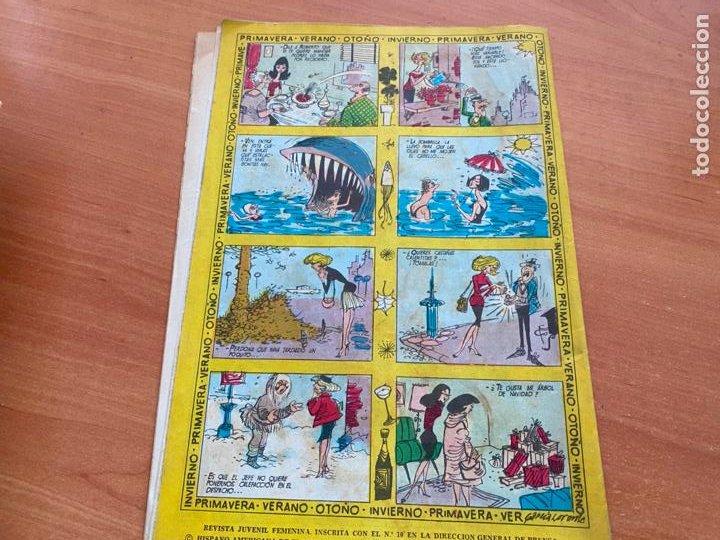 Tebeos: FLORITA LOTE ALMANAQUE 1955 1958 1959 1960 Y 1961 y nº 200 (CLIPER) ORIGINAL (COIB9) - Foto 13 - 254364855