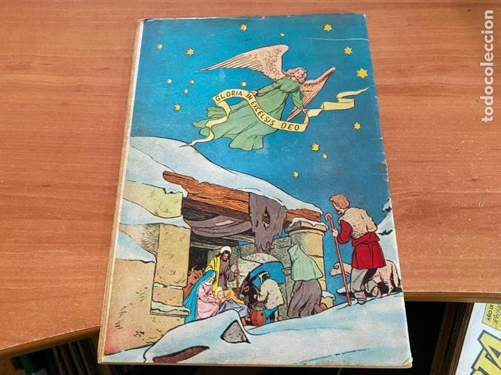 Tebeos: FLORITA ALMANAQUE 1957 (CLIPER) ORIGINAL (COIB9) - Foto 2 - 254521360