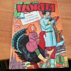 Tebeos: FLORITA EXTRA NAVIDAD 1956 (CLIPER) ORIGINAL (COIB9). Lote 254521665