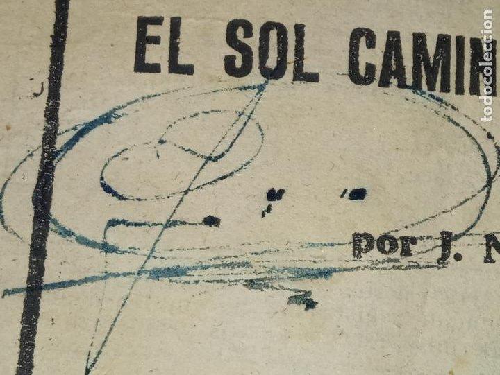 Tebeos: EL COYOTE EL SOL CAMINA HACIA EL OESTE 1ªEDICCION 1948 ED CLIPPER POSIBLE FIRMAS DEL AUTOR - Foto 3 - 255459350