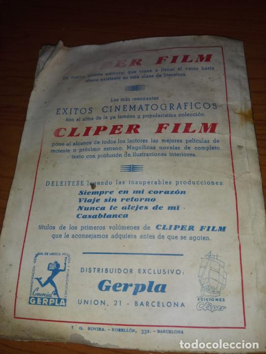 Tebeos: EL COYOTE ANALUPE DE MONREAL 1ªEDICCION 1948 ED CLIPPER - Foto 4 - 255459760