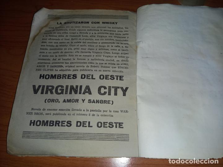 Tebeos: EL COYOTE ANALUPE DE MONREAL 1ªEDICCION 1948 ED CLIPPER - Foto 5 - 255459760