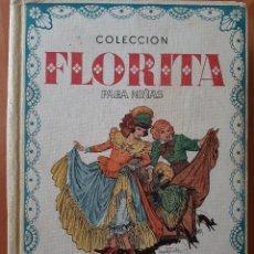 Tebeos: FLORITA : TOMO IX - EJEMPLARES DEL Nº 161 AL Nº 180. Lote 256007785